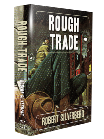 Rough Trade [hardcover] by Robert Silverberg